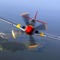 P 51 Aircraft Wallpaper