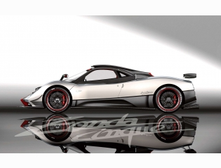 Pagani Zonda Cinque 02 Hd Wallpapers