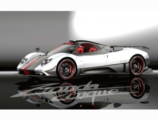 Pagani Zonda Cinque Hd Wallpapers