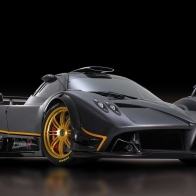 Pagni Zonda R 2009 Wallpaper