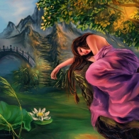 Painting Art Hd Wallpaper 15