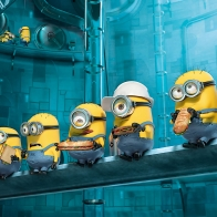 Paradise Minions Despicable Me 2 Hd Wallpapers