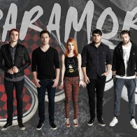 Paramore By K3ch0o Wallpaper
