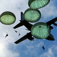 Paratroopers Wallpaper