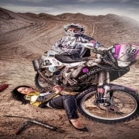 Paris Dakar 2012 Wallpaper