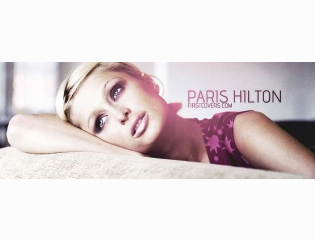 Paris Hilton Cover