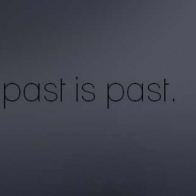 Past Is Past Cover