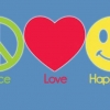 Download peace love happiness cover, peace love happiness cover  Wallpaper download for Desktop, PC, Laptop. peace love happiness cover HD Wallpapers, High Definition Quality Wallpapers of peace love happiness cover.