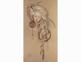 Pencil Art Hd Wallpaper 30