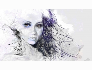 Pencil Art Hd Wallpaper 61