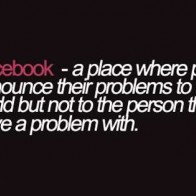 People On Facebook Cover