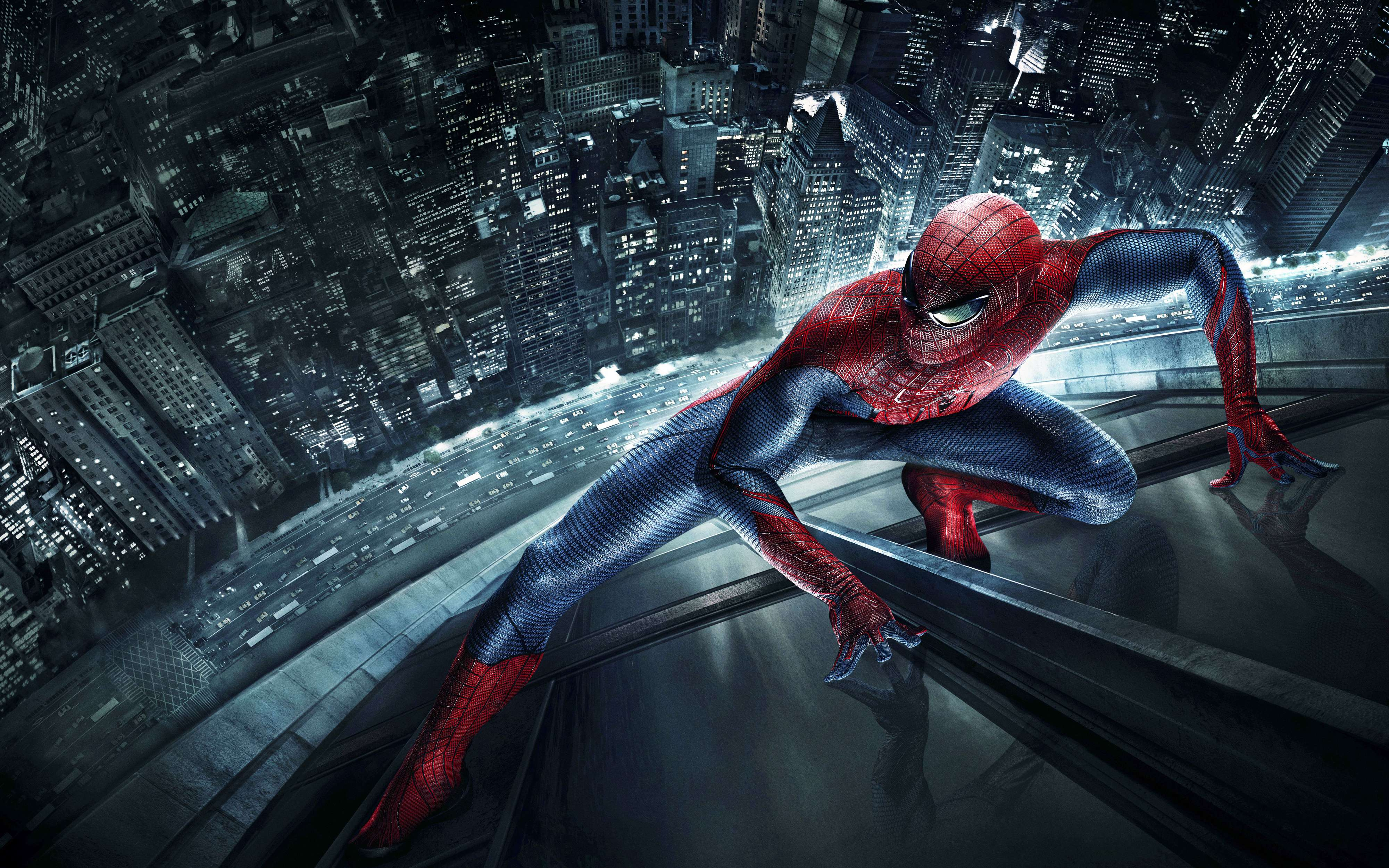 Peter Parker Amazing Spider Man Wallpapers