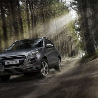 Peugeot 4008 2012 Hd Wallpapers
