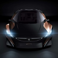 Peugeot Onyx Concept 2012 Hd Wallpapers