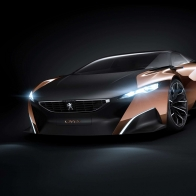 Peugeot Onyx Concept Car 2012 Hd Wallpapers