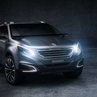 Peugeot Urban Crossover 2012 2 Hd Wallpapers