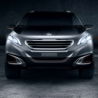 Peugeot Urban Crossover 2012 Hd Wallpapers