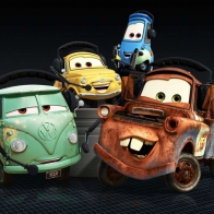 Pit Crew In Cars 2 Wallpapers