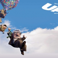 Pixar 039 S Up 2009 Movie Official Wallpapers
