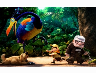 Pixar 039 S Up Hd Wide Wallpapers