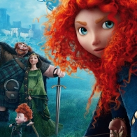 Pixar Brave Wallpapers