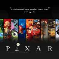 Pixar Wallpapers