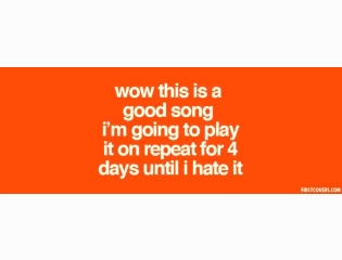 Play It On Repeat For 4 Days Cover