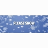 Please Snow Cover