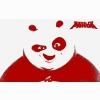 Po The Panda Notepaper Wallpaper