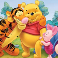 Pooh Bear And Friends Cover
