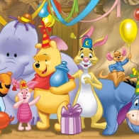 Pooh Wallpaper
