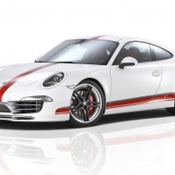 Porsche 911 By Lumma Design Hd Wallpapers