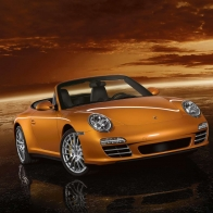 Porsche 911 Carrera 4 Cabriolet Hd Wallpapers