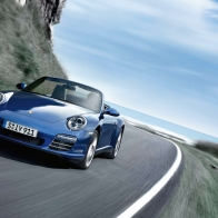 Porsche 911 Carrera 4s Cabriolet 2 Hd Wallpapers