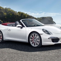 Porsche 911 Carrera S Cabriolet Hd Wallpapers