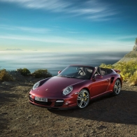 Porsche 911 Turbo Cabriolet 2 Hd Wallpapers