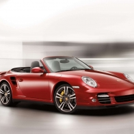Porsche 911 Turbo Cabriolet Car Hd Wallpapers