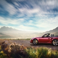 Porsche 911 Turbo Cabriolet Hd Wallpapers