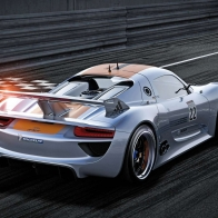 Porsche 918 Rsr 2 Hd Wallpapers