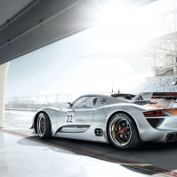 Porsche 918 Rsr 6 Hd Wallpapers