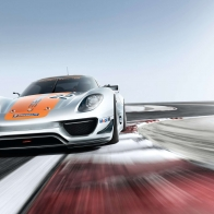 Porsche 918 Rsr 8 Hd Wallpapers