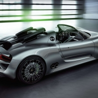Porsche 918 Spyder 2 Hd Wallpapers