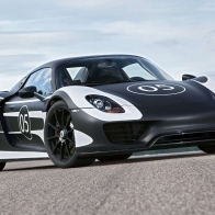 Porsche 918 Spyder 2013 Hd Wallpapers
