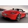 Porsche Boxster S Rear Hd Wallpapers