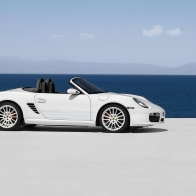 Porsche Boxster S Wallpaper