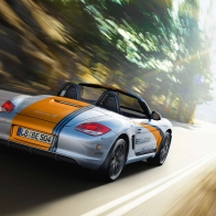 Porsche Boxter E 2 Hd Wallpapers