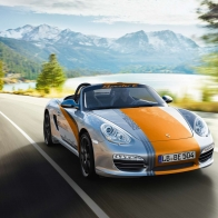Porsche Boxter E Hd Wallpapers