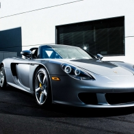 Porsche Carrera Gt 2004 Hd Wallpapers