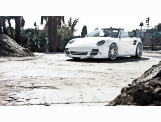 Porsche Carrera Turbo S Cabrio Hd Wallpapers