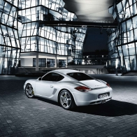 Porsche Cayman S 3 Hd Wallpapers